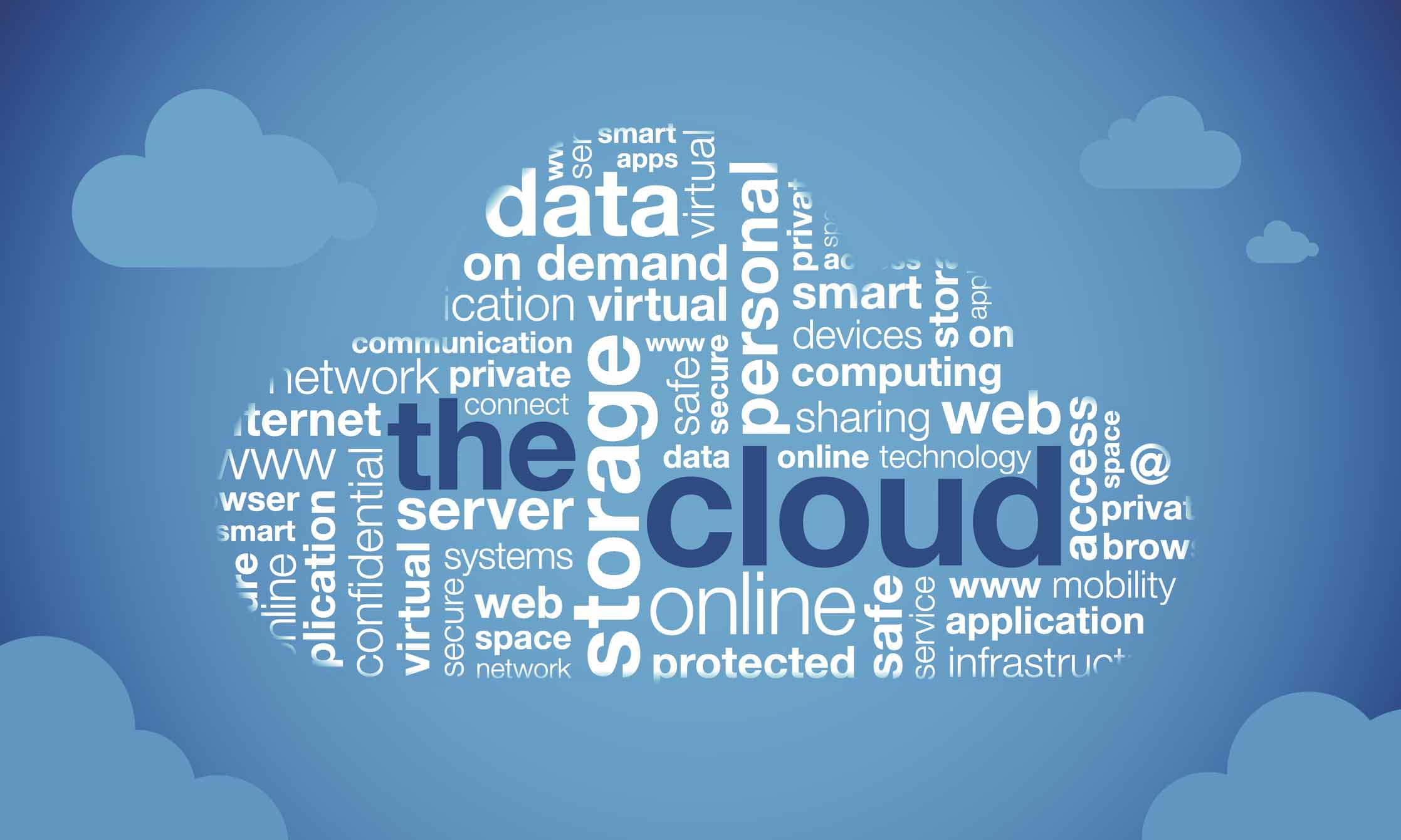 Breaking Down Financial Industry Buzzwords: The Reality of Cloud